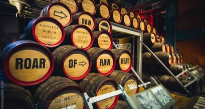 The Guinness Storehouse