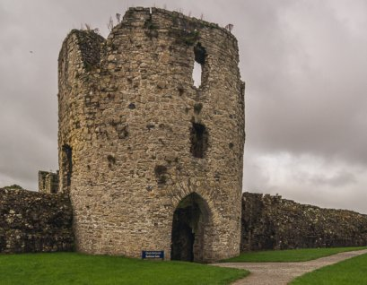 Gatehouse at Trim Castle