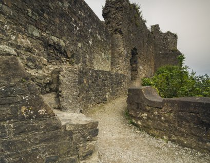 Castle near Carlingford