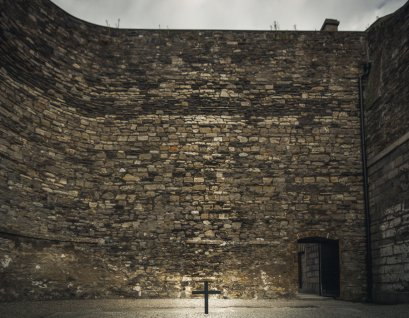 The Cross at Kilmainham Gaol